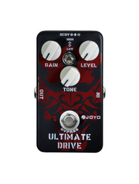 electric guitar overdrive pedal UK - Joyo JF-02 Ultimate Drive Distortion Overdrive Bypass Overdrive Electric Guitar Effect Pedal