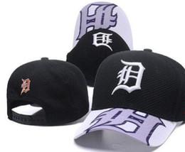 c13660feb 2019 best quality Snapback Tigers Hat D Cap Adjustable Baseball Hats  Snapbacks Strapback Golf Casquette Sport cap men women bone 02
