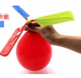 $enCountryForm.capitalKeyWord Australia - Flying Balloon Helicopter Toy balloon airplane Toy children Toy self-combined Balloon Helicopter Child Birthday Xmas Gift Free Shipping