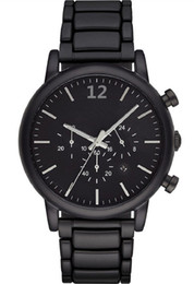 Watches personality online shopping - New fashion personality men fine steel quartz watch waterproof watch A1893 A1895 A1864 A5857 A6088 Support and retail M0174