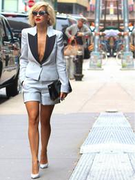 $enCountryForm.capitalKeyWord Australia - Pants suit summer Womens Business Suits 2 Piece Set Formal Pant Suits For Weddings Tuxedo Female Uniform Ladies Formal
