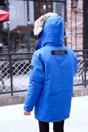 $enCountryForm.capitalKeyWord Australia - Fashion-Canada Warm Manteau Fur Hooded Thick Winter Men Goose Down Jacket for Canada Male Chaquetas Overcoat Man Outwear Parka