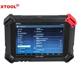 Function Connectors Australia - XTOOL X-100 PAD2 Special Functions Expert for 4th & 5th IMMO PAD2 PIN Code Reader Auto Diagnostic Tool