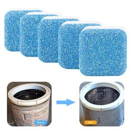 Toptan satış Çamaşır Makinesi için Çamaşır Makinesi Temizleyici Yıkama Derin Temizleme Efervesan Tablet Yıkayıcı Temizleyici