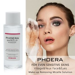 Make reMover online shopping - PHOERA ml Cleansing And Make up Removing Water PHOERA PC High Performance Deep Cleansing Water Face Lip Eye Makeup Remover