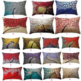 $enCountryForm.capitalKeyWord Australia - 2018 Pillow Case 30*50 Rectangle Pillow Cover Cushion Case Toss Pillowcase Hidden Zipper Closure NEW Free Shipping DE12