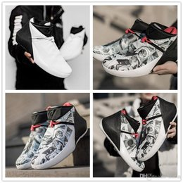 9b74ab2fe99 2018 New Arrival Russell Westbrook WHY NOT ZERO One 1 Men s Basketball  Shoes for Black White Graffiti 1s Athletics Sport Sneakers