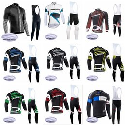 orbea fleece jersey NZ - NW ORBEA team Cycling Winter Thermal Fleece jersey bib pants sets Cold protection keep warm and comfortable bicycle clothing sets 52341