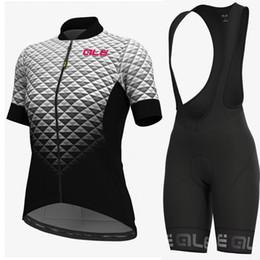 $enCountryForm.capitalKeyWord UK - Cycling jersey 2019 ALE team short sleeve cycling sets ropa ciclismo women summer bicycle MTB bike clothing bib shorts ki