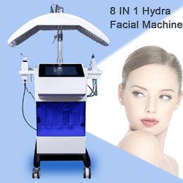 $enCountryForm.capitalKeyWord Australia - Hydro Facial Machine Microdermabrasion Hydra Diamond Peel Water Aqua Oxygen Spray Photo Facial Laser Skin Rejuvenation
