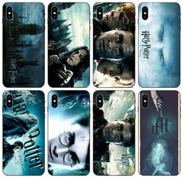 iphone case harry potter Canada - [TongTrade] Diy Harry Potter Magic Spell Case For iPhone 11 Pro X XS Max XR 8s 7s 6s 5 SE Galaxy A20 Huawei Mate 30 Xiaomi 9 1Pcs 10Pcs Case