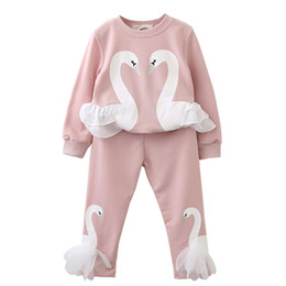 Cute outfits for spring online shopping - 2019 Autumn Winter Girls Clothes Set Christmas Outfit Kids Clothes Tracksuit Suit For Girls Clothing Sets