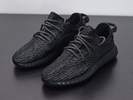 lightweight basketball shoes Canada - Best Quality Pirate Black Athletic Designer Shoes Lightweight Classic Kanye West Fashion Sport Sneakers Ship With Box Size36-48