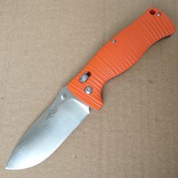 $enCountryForm.capitalKeyWord NZ - Ganzo (FIREBIRD) G720 F720-OR Folding Knife Tactical Outdoor Survival Camping Bushcraft Pocket Knife Orange G10 Handle Axis Lock