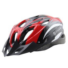 Wholesale Bicycle helmet imitation one riding helmet riding mountain bike sale