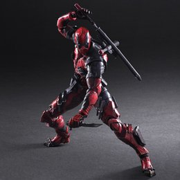 $enCountryForm.capitalKeyWord Australia - PLAY ARTS 27cm Marvel X-men Deadpool Super Hero Action Figure Model Toys