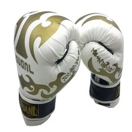 $enCountryForm.capitalKeyWord Australia - Original 3 colors 10oz PU mateial high quality breathable male fitness boxing gloves muay thai for adult free shipping