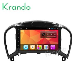 "$enCountryForm.capitalKeyWord Australia - Krando Android 8.1 8"" IPS Full touch Big Screen car Multmedia player for Nissan Juke audio player gps navigation system BT wifi car dvd"