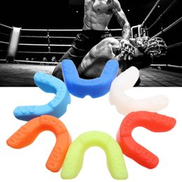 $enCountryForm.capitalKeyWord NZ - Fitness Sports Mouthguard Mouth Guard Teeth Protector For Boxing MMA Football Basketball Karate Muay Thai Safety Protection
