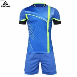 design football jerseys UK - New Design Mens Football Jerseys High Quality
