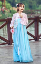 80a2bd23b Elements Costumes UK - Hanfu women costume costume jacket ancient wind  improved sakura hanfu super fairy