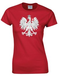 $enCountryForm.capitalKeyWord Australia - Poland T Shirt Polish Polska Flag Football Fans Eagle Gift Woman Ladies Tee Top Funny free shipping Unisex Casual Tshirt