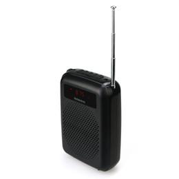 $enCountryForm.capitalKeyWord Australia - 12 W Voice For Teachers FM Radio Audio Recorder MP3 Player Support TF Card USB Drive