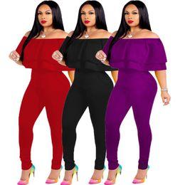 8492d82e426 Wholesale women long sleeve jumpsuit sexy romper elegant fashion skinny  jumpsuit pullover comfortable clubwear hot klw0319