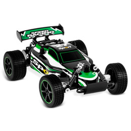 Wholesale Jule 232111:20 Brushed RC Car RTR Splashproof 2.4GHz 2WD Impact-resistant PVC Shell Climbing Remote Control Car RC Electric Car