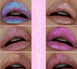 $enCountryForm.capitalKeyWord Australia - DHL Free Shipping newest makeup Lip Liquid lipstick Beautiful Color Colorful velvet matte non-stick cup 6 colors lipgloss