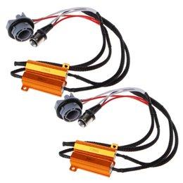 Flash decoder online shopping - 2x Load Resistor Decoder LED Bulb Hyper Flash Turn Signal Light Canceller