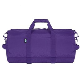 China Designer Sup Handbags Large Capacity Unisex Travel Duffle Shoes package Waterproof Beach Shoulder Bag Brand Bags 4 Styles cheap soft purple shoes suppliers