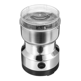 spice grinders Australia - 110V Electric Coffee Spice Beans Grinder Maker with Stainless Steel Blades for Home Kitchen Grinding Supplies with US UK AU Plug