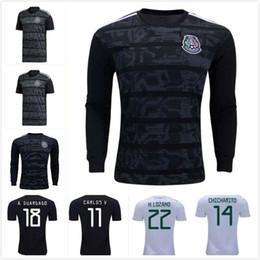 $enCountryForm.capitalKeyWord NZ - 2019 2020 Mexico Gold Cup Soccer Jersey Black 19 20 Camisetas CHICHARITO LOZANO MARQUEZ Football Shirt Top National Team Uniform Kit