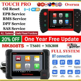 CheCk engine Code reader online shopping - Hot Autel MaxiCom Auto Diagnostic Tool ABS OIL ENGINE Check Launch OBD2 Code Reader