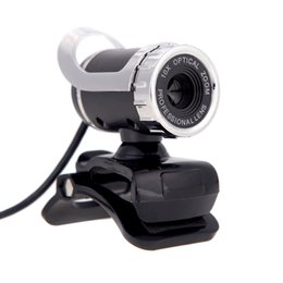 $enCountryForm.capitalKeyWord Australia - USB 2.0 12 Megapixel HD Camera Web Cam 360 Degree with MIC Clip-on for Desktop Skype Computer PC Laptop