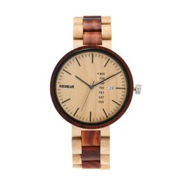 0b3bbe533ca New men s and women s dual calendar maple wood red sandalwood suit
