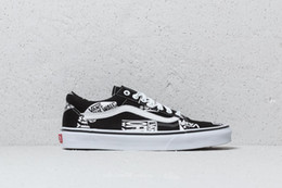 Vans Era logo Mix Authentic slip on Old Skool Men Casual shoes Skate Canvas  Sports mens Running Shoes vans Sneakers Trainers Size 36-44 503b2c505932