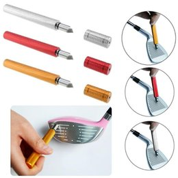 $enCountryForm.capitalKeyWord Australia - Golf Club Golf Cleaning Tool Aluminum Clear Trench Pen Tool Accessories 5 Colors