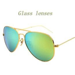 Designer Cheap Glasses Australia - Fashion Toad Glasses Classic Sunglasses Pilot Glass Sunglasses High Quality Designer, Cheap Free Freight