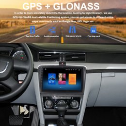 "car gps din free map NZ - 10.2"" 2.5D IPS Screen Car Multimedia 1 din GPS for Skoda Superb 2008 - 2014 Android 8.0 Navigation 4Gb+32Gb 8-Core Free Map WIFI"