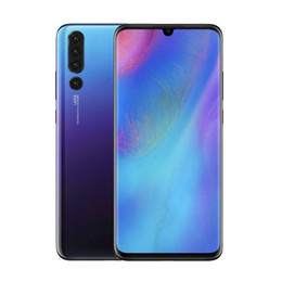 Unlocked Android Boxes NZ - Unlocked Goophone 6.5inch P30 Pro Show 8GB 128GB Show 4G lte Android CellPhone with original Box VS Goophone S10+ XS Max