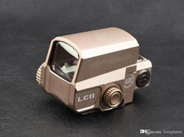 $enCountryForm.capitalKeyWord Canada - Tactical 1x red dot sight scope with 20mm picatinny rail mount base Aluminium TAN M7799