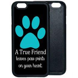 $enCountryForm.capitalKeyWord Australia - A True Friend Dog Phone Case For Iphone 5c 5s 6s 6plus 6splus 7 7plus Samsung Galaxy S5 S6 S6ep S7 S7ep
