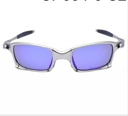 juliet sunglasses UK - Wholesale-Original Aolly Juliet X Metal Riding Sunglasses Romeo Cycling Men Polarized Glasses Goggles Oculos Brand Designer cycling glasses