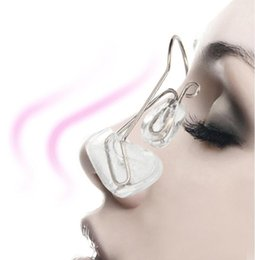 nose up shaping shaper lifting NZ - Nose Up Lifting Shaping Shaper Orthotics Clip Beauty Nose Slimming Massager Straightening Clips Tool Nose Up Clip Corrector 2019
