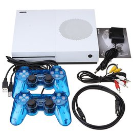 Wholesale Classic Game Console Built-in 600 Games TV Movie HD Output Video with 2 Joysticks