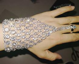 Belly dancing Bracelets online shopping - Girls Women s bracelet Wedding Bridal bracelet Crystal Rhinestone Belly Dance Jewelry