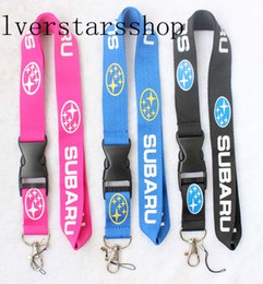 $enCountryForm.capitalKeyWord UK - 10Pcs Popular Auto car Logo Style mobile Phone lanyard with Lobster Clasp fit Key ID Mobile Cell Phone straps