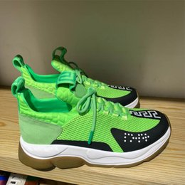 $enCountryForm.capitalKeyWord Australia - 2019 new chain reaction casual word lightweight chain outsole cross chain er outdoor casual shoes x